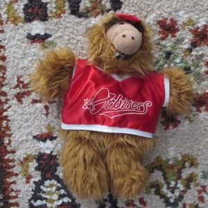 1988 Alf Hand Puppet